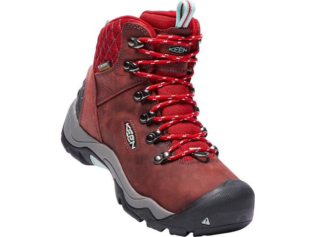 best cheap 6a7b1 195d9 Keen Revel III Shoes Damen racing red/eggshell